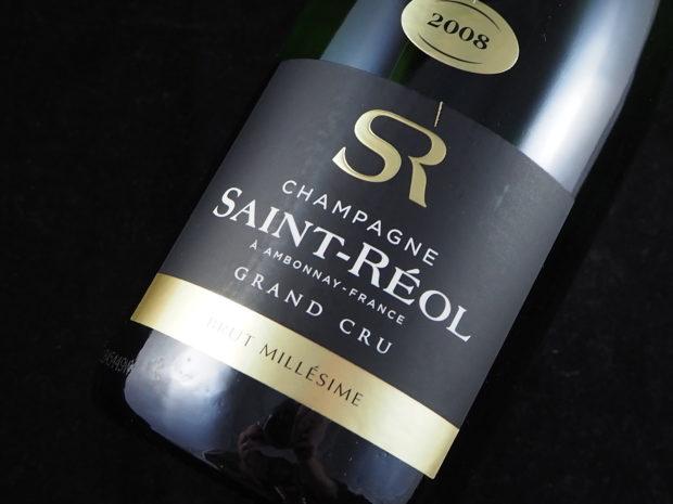 Prestige-flaske fra Saint Reol i sublim årgang