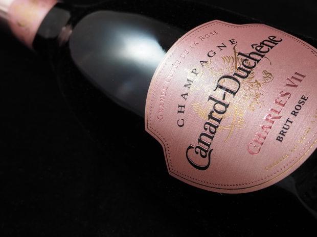 Fremragende rosé-bobler