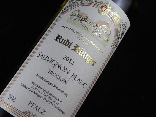 Snerpet, aldrende Sauvignon Blanc med særpræg