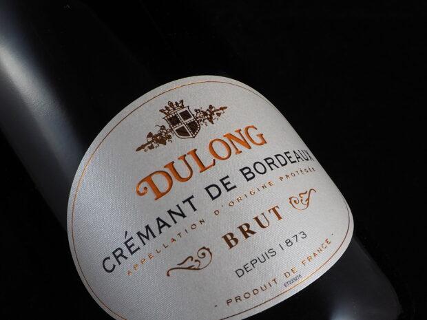 Brogede Bordeaux-bobler