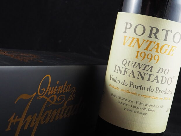 Kostbar klasse-portvin