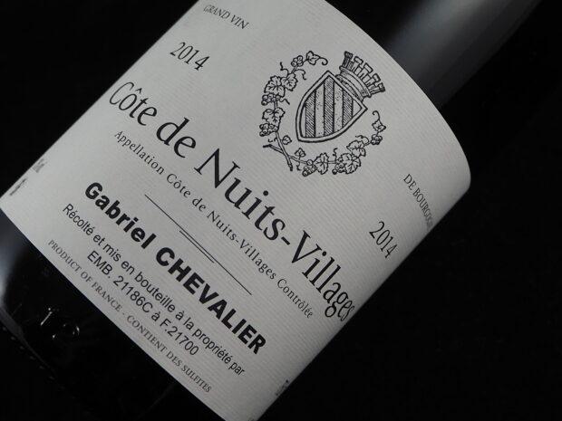 Pragtfuld Pinot fra Chevalier