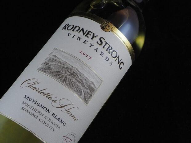 Californisk Sauvignon Blanc med fadpræg