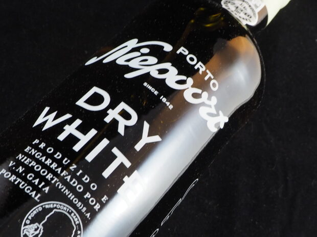 Krydret, marcipanagtig og smuk hvid portvin