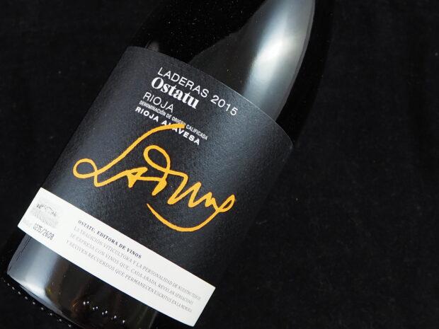 Kraftfuldt og saftigt Rioja Alavesa