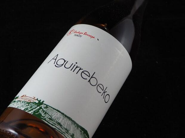 Tyngde og bitterhed i basker-rosé